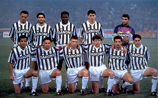 Ювентус 1993/94